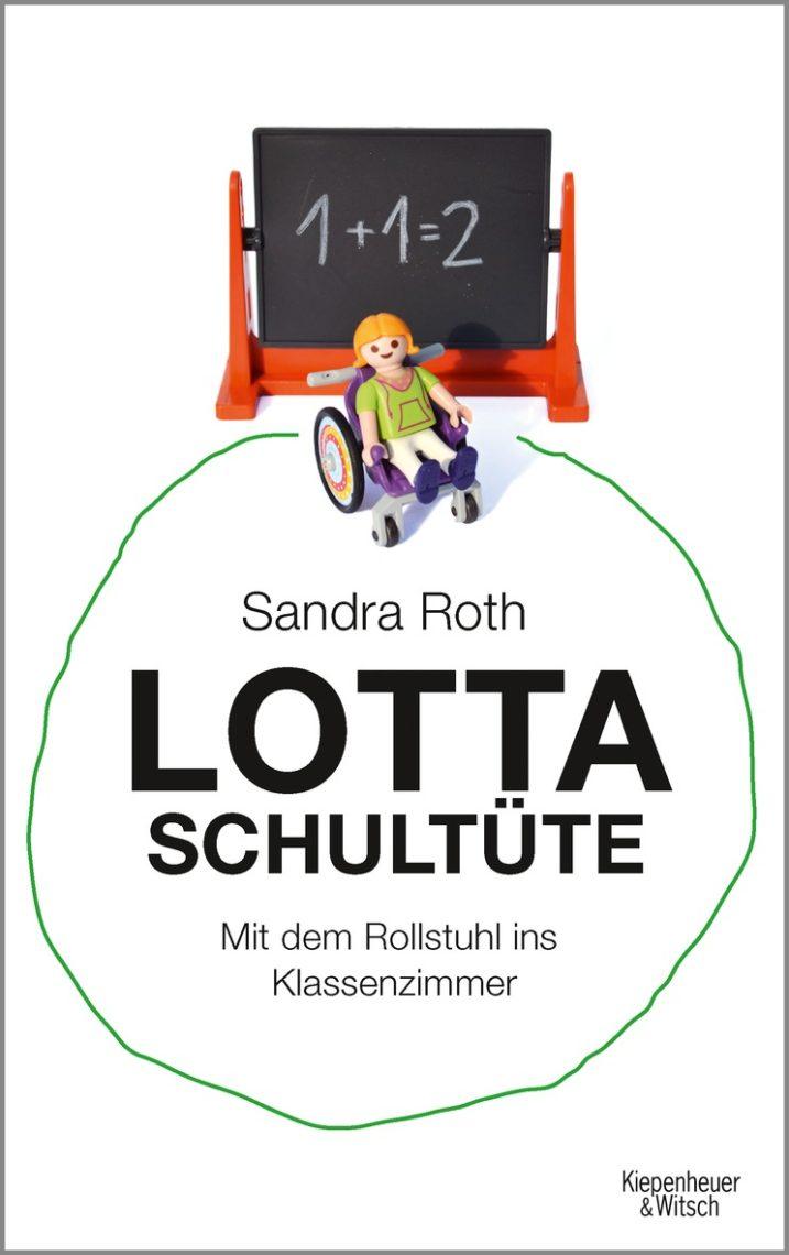 """Cover des Buches """"Lotta Schultüte"""""""